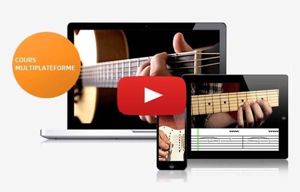 Avis Guitare Domination - École de guitare en ligne