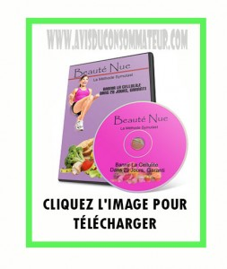 Avis Libre de cellulite Beauté Nue de Joey Atlas