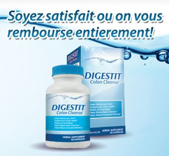Mon avis sur Digest It Colon Cleanser