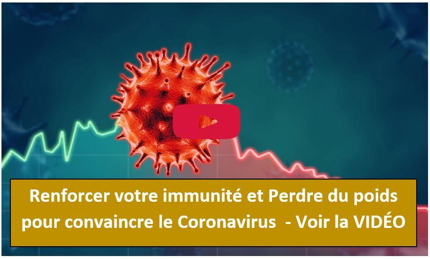 3 vitamines pour stimuler votre immunité contre le coronavirus (Covid-19)