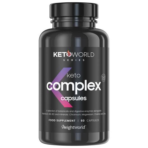 Avis Keto Complex  - Supplément de perte de poids