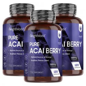 Avis Pure Acai: Pilule antioxydante de weightworld fr